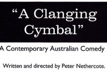 A Clanging Cymbal