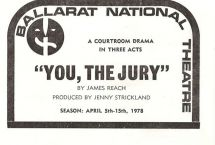 You, the Jury